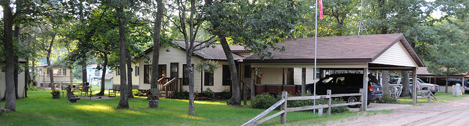 Permanent & Seasonal Campsite - Oakwood Campsites, Bar
